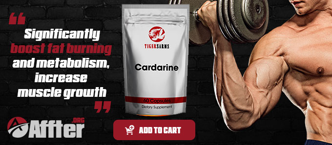 cardarine cycle dosage